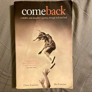 Comeback by Claire & Mia Fontaine